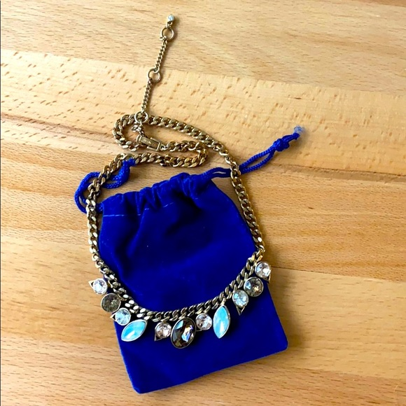 Givenchy Gemstone necklace
